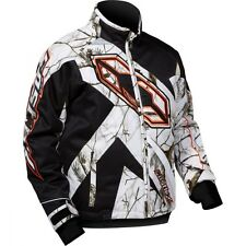 Castle X Youth Boys Launch G3 Realtree/APS Camo Snowmobile Jacket size Large