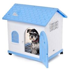 Luxury Pet Dog House Removable Kennel Igloo Puppy Dog Cat Plastic Igloo Houses