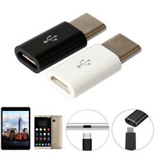 Micro USB Female To Type-C USB3.1 Male Sync Data Charger Cable Convertor Adapter