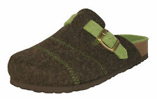 Oxygen Footbed Clog Bath Brown sizes 37-41 RRP £34.99