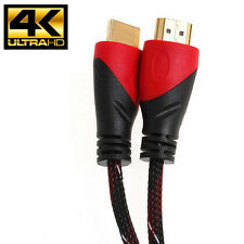 6FT High Performance HDMI Cable V1.4 for 4K UltraTV Bluray with Ethernet 1080P