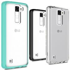 CoverON for LG Phoenix 2 Case Slim Guard Hybrid Hard Phone Cover