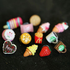 FUNKY ICE CREAM EARRINGS RETRO TREAT CUTE KITSCH KAWAII JUNK FOOD FUN COOL SNACK