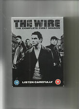 The Wire . Seasons  1 - 5