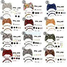 Shell Mod Kit and Buttons for Xbox360 Wireless Game Controller