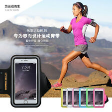 Hot Durable Gym Sports Jogging Running Armband Pouch Arm Band Case Cover For LG