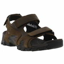 Timberland Cogdon 5810A Mens Brown Adjustable Sandals