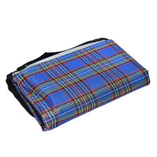 1X Folding Blanket Camping Outdoor Beach Waterproof Backing Picnic Rug Mat ATAU