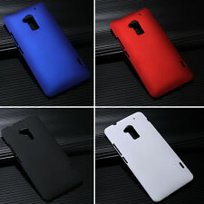 Premium Shell Matte PC Hard Protection Back Cover Skin Case For HTC ONE MAX T6