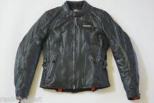 Harley Davidson Women's FXRG Waterproof Reflective Leather Jacket S 98520-09VW