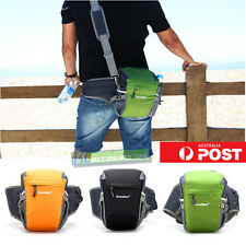 DSLR Camera Carry Waist Bag Case For Canon EOS Nikon Sony Olympus Single Lens