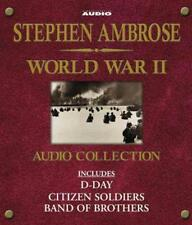 STEPHEN AMBROSE WORLD WAR II AUDIO COLLECTION - AMBROSE, STEPHEN E./ SMITH, COTT