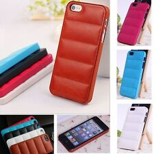 Hot Hard Skin Case Cover for Apple IPhone 5 5S+1pcs free Front + Back Screen