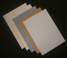 10 x A3 Pearlised Double Sided Card (Choice of colours available)
