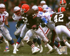 Pepper Johnson Cleveland Browns NFL Action Photo IL223 (Select Size)