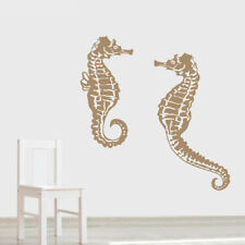 Wallums Wall Decor Seahorse Wall Decal