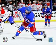 Derick Brassard New York Rangers NHL Stanley Cup Playoff Photo (Select Size)
