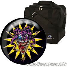 Bowling Ball Brunswick ick Joker Polyester 10 - 15 lbs Bowling Ball with Motif