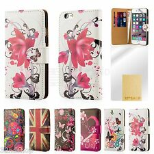 32nd Design Book Wallet PU Leather Case Cover Apple iPhone Models
