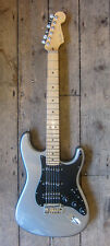 Fender American Deluxe HSS Stratocaster Electric Guitar Tungsten 2011