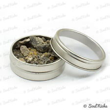 Palo Santo Resin Incense - Natural Incense Resin + Metal Tin - Means 'Holy Wood'