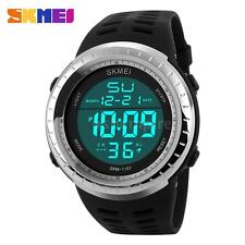 Mens LED Digital Military Watch Watches Waterproof Outdoor Sports with Box T5L3