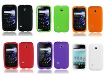 Soft Silicone Cover Case for Straight Talk Huawei Ascend II 2 M865C M865 Phone