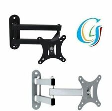 LCD LED TV CANTILEVER WALL MOUNT BRACKET 17 19 20 22 23 24 26 VESA 75 100 GR4CE