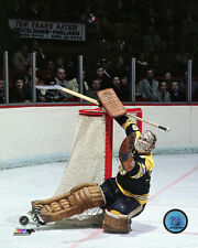 Gerry Cheevers Boston Bruins NHL Licensed Fine Art Prints (Select Photo & Size)