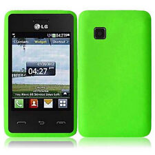 For LG 840G Straight Talk Net 10 Tracfone Colorful Silicone Gel Skin Case Cover