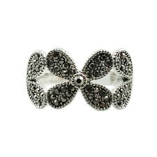 Fashion Jewelry - 18K White Gold Plated Ring (FR130)