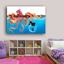 Finding Dory Hank Movie Poster Large Giant Huge Print Wall Art Gloss or Satin