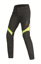 Dainese Tempest D-Dry Pants Lady Nero Giallo Fluo, NEW!