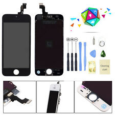 For iPhone 5/5S/5C LCD Display Screen Digitizer Assembly Replacement + Tools New