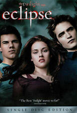 The Twilight Saga: Eclipse (DVD, 2010) NEW SEALED