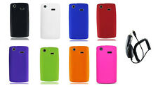 C Charger + Silicone Case for Samsung Captivate Galaxy S SGH-i897 SGH-I896 Phone