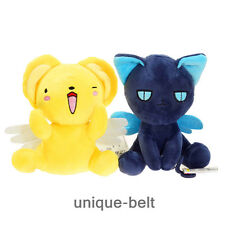 New Anime Card Captor Sakura Kero & Spinel Sun Plush Soft toy Stuffed Doll Gift