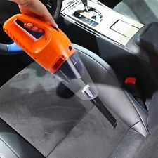 12V 100W Portable Mini Wet & Dry Car Vehicle Home Handheld Vacuum Cleaner