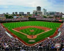 Wrigley Field Chicago Cubs 2014 MLB Photo RB043 (Select Size)