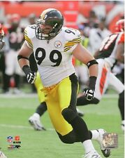 Brett Keisel Pittsburgh Steelers NFL Action Photo LS063 (Select Size)
