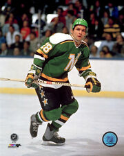 Reed Larson Minnesota North Stars NHL Action Photo QR072 (Select Size)