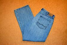 WRANGLER RELAXED BOOTCUT MENS JEANS ACTUAL SZ- 36  X 30  TAG- 36 X 30