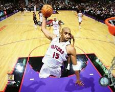 Vince Carter Toronto Raptors NBA Action Photo SS180 (Select Size)