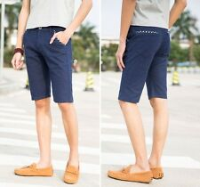 Summer Sports Jogging Trousers Cotton Shorts Casual Beach Shorts Men's Pants NEW