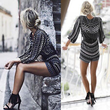 Women Summer Playsuit Sexy Bodycon Clubwear Lady Party Jumpsuit Romper Trousers