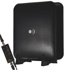 Lot of 2: Antennas Direct ClearStream Micron-XG Amplified Indoor HDTV Antenna