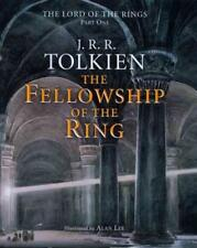 THE FELLOWSHIP OF THE RING - TOLKIEN, J. R. R./ LEE, ALAN (ILT) - NEW HARDCOVER