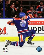 Taylor Hall Edmonton Oilers 2013-2014 NHL Action Photo (Select Size)