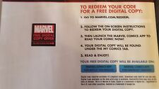 Uncanny X-men # 9 - DIGITAL CODE ONLY - Marvel 2016  ANADM Xmen
