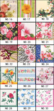 20 PCS Chinese Style Flower Series Napkin Paper 100% Virgin Wood 33X33CM 2 Ply